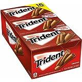 Trident 口香糖,肉桂,18 支(14 支装) 18ct Pack, tray of 14