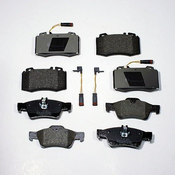 Bremsbeläge Bremsklötze Bremsen Warnkabel Für Vorne Hinten Auto