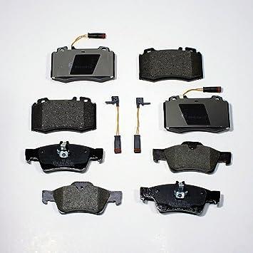 Bremsbel/äge//Bremskl/ötze//Bremsen Warnkabel vorne