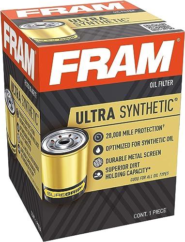 FRAM Ultra Synthetic Spin-On Oil Filter