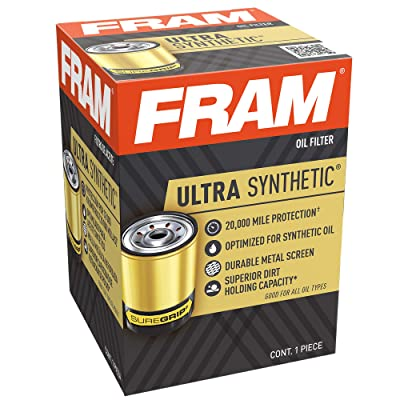 FRAM Ultra Synthetic XG7317