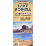 Guide Map to Lake Powell and Glen Canyon : Waterproof-Tearproof edition