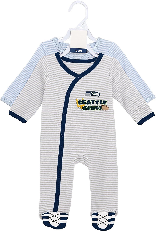 NHL Infant Boys Team Print Sleepwear Coverall