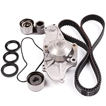 SCITOO Timing Belt Water Pump Kit Fit ACURA MDX HONDA - Acura mdx timing belt