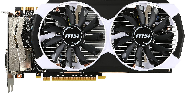 MSI Armor 2X GTX 960 4GB OC Dual Fan HDCP Ready SLI Support (GTX 960 4GD5T OC)
