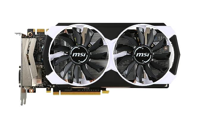 MSI GTX 960 4GD5T OC NVIDIA GeForce GTX 960 4GB - Tarjeta ...