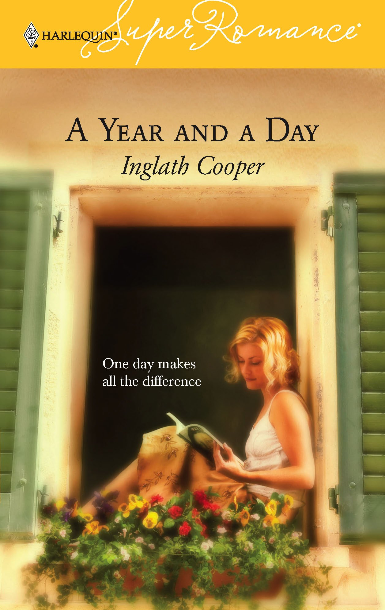 A Year and a Day (Harlequin SuperRomance No. 1310) pdf