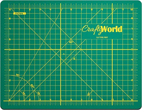 Cutting Mats By Crafty World Self Healing Mat For Rotary Cutting Quilting Sewing Ideal Fabric Cutting Board Doesn T Slip Extra Long Lasting