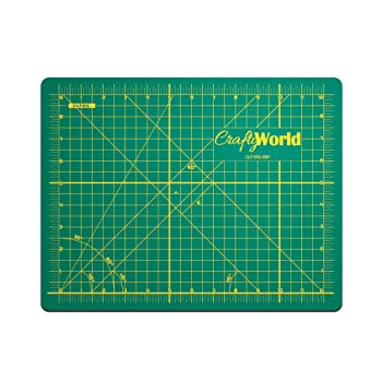Crafty World Cutting Mat