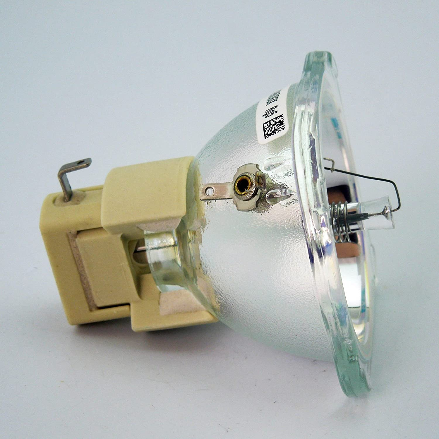 Original Philips Bulb Inside Lutema Platinum for Optoma DM16 Projector Lamp with Housing