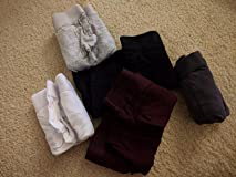 Boxer Briefs Cotton Mens Underwear Men Pack of 5 with Open Fly