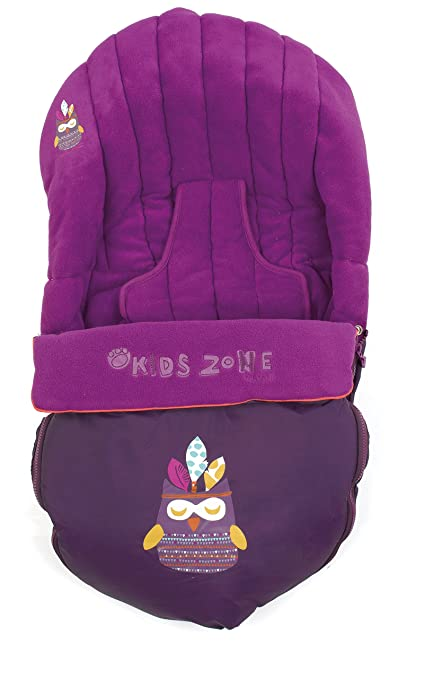 Jané - Saco de abrigo para sillas y carritos, color morado (080474 R79)