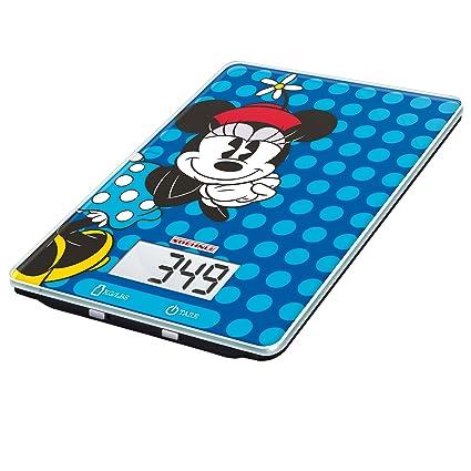 Soehnle 66195 Báscula electrónica de cocina Azul - Báscula de cocina (Báscula electrónica de cocina