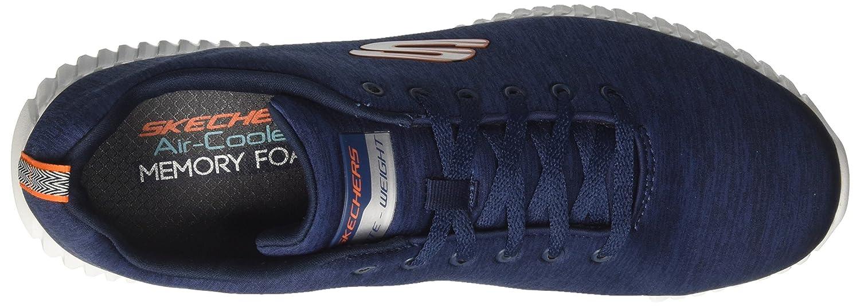Skechers Flex Advantage, Herren Sneaker, Azul (Azul marin