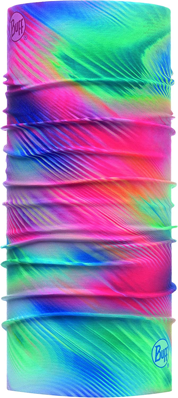 Buff Tubo Multiuso Coolnet Shining Pink Bandana Protezione Faccia Fascia per Capelli