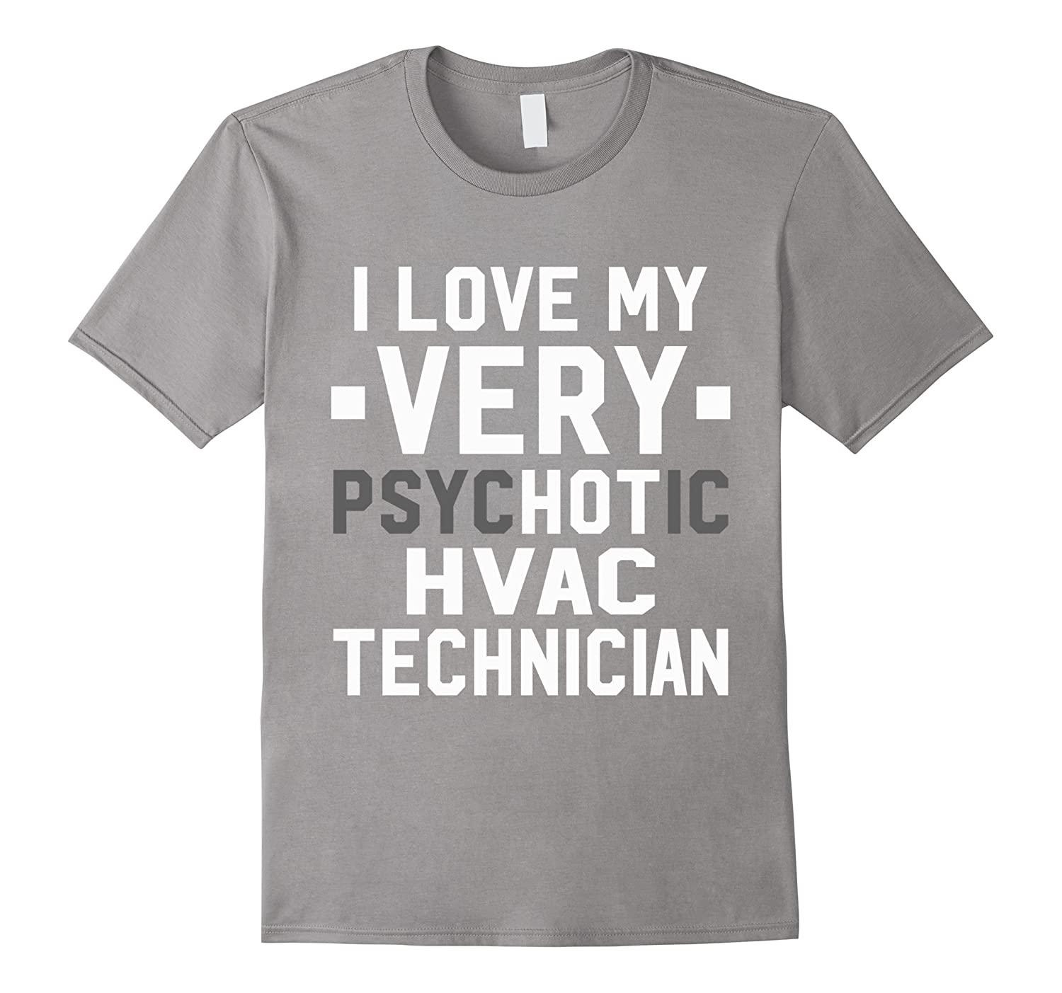 HVAC Technician's Wife Checklist Funny Gift T-Shirt