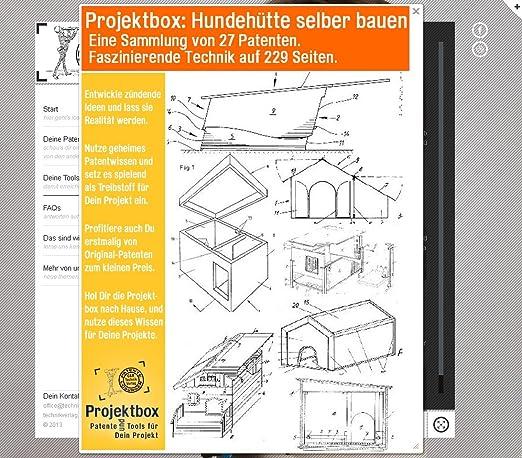 Hundehütte Selber Bauen Deine Projektbox Inkl 27 Original Patenten