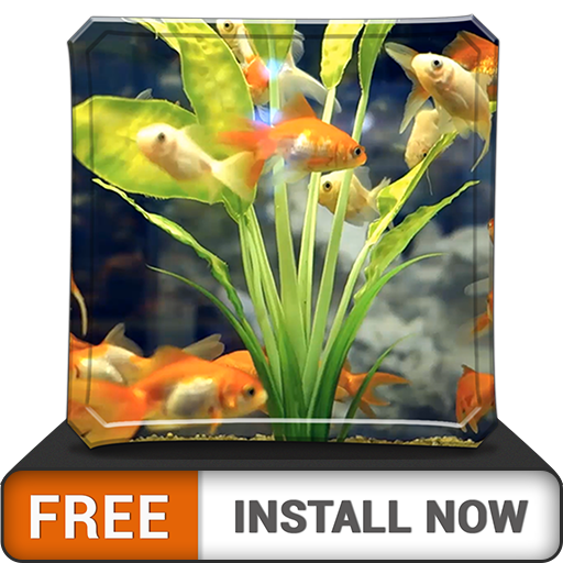 Happy Aquarium HD - Wallpaper & Themes (Best Paid Wallpaper App For Android)