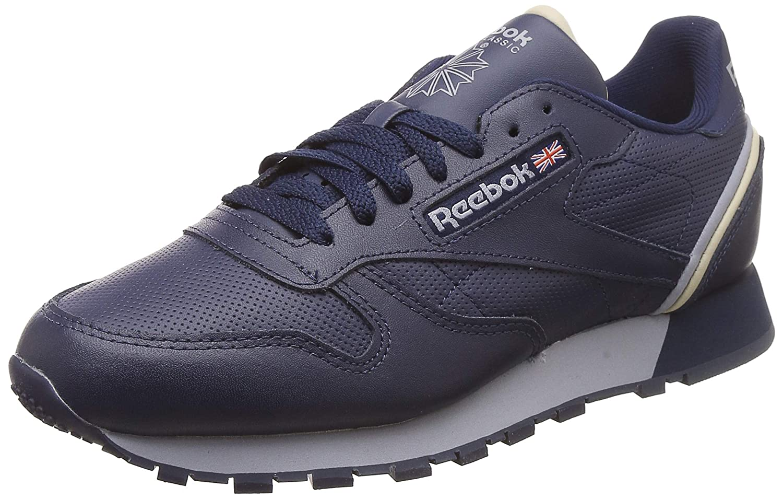 MultiCouleure (Sptlt Collegiate Nav 0) 42 EU Reebok Cl R Mu, Chaussures de Gymnastique Homme