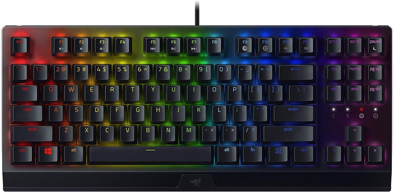 Razer BlackWidow V3 Tenkeyless Mechanical Gaming Keyboard
