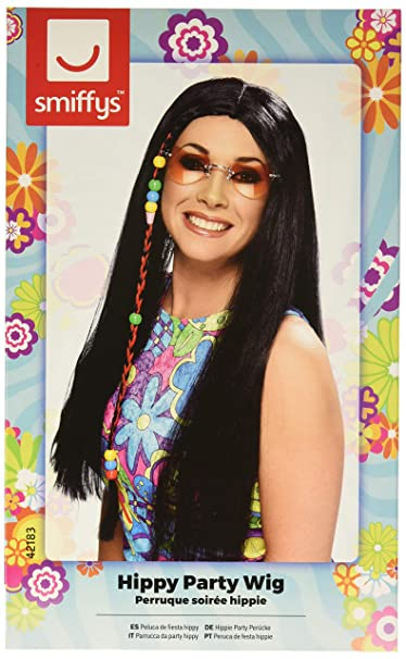 Smiffys Hippy Party Wig