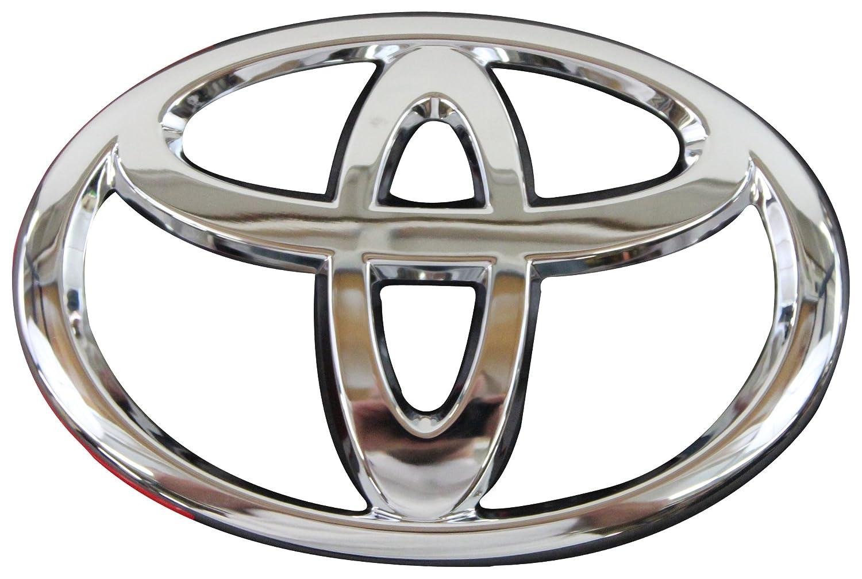 Amazon Genuine Toyota Accessories 75432 06030 Toyota Logo Trunk