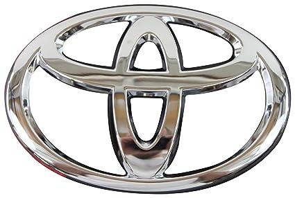 amazon com genuine toyota accessories 75432 06030 toyota logo trunk rh amazon com Google Toyota Sun 2012 Google Toyota Tacoma