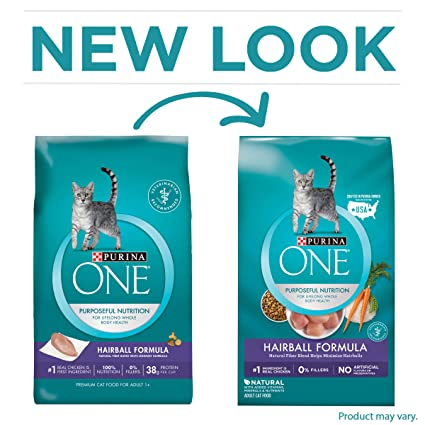 65e4a5147d48 Amazon.com   Purina ONE Hairball