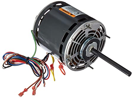 Blower Motor 1/2 hp 208230/1/60 (1075 rpm/3 speed): Amazon