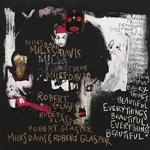 Miles Davis & Robert Glasper cover
