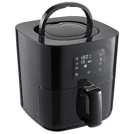 Amazon.com: Fritura de aire caliente Nattork 3,7 QT sin ...