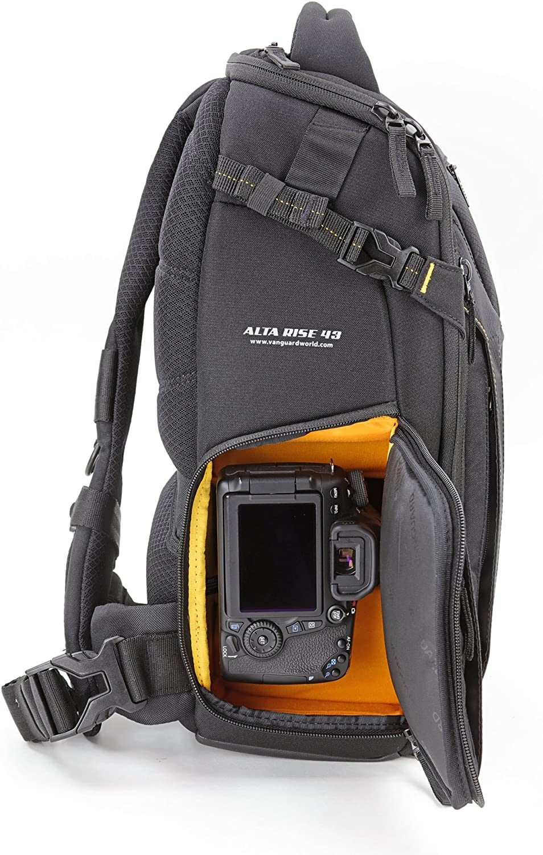 Vanguard Alta Rise 43 - Bolsa Bandolera para cámaras, 20 x 13(+5 ...
