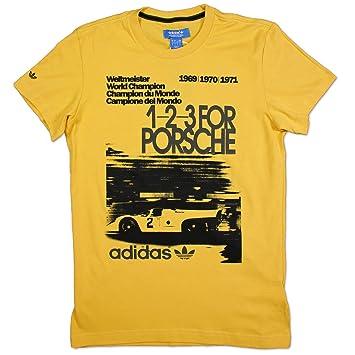adidas Originals Porsche 1-2de 3-Camiseta para hombre S00364 S00364 small