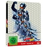 Ant-Man and the Wasp (Steelbook, inkl. 2D) [3D Blu-ray]