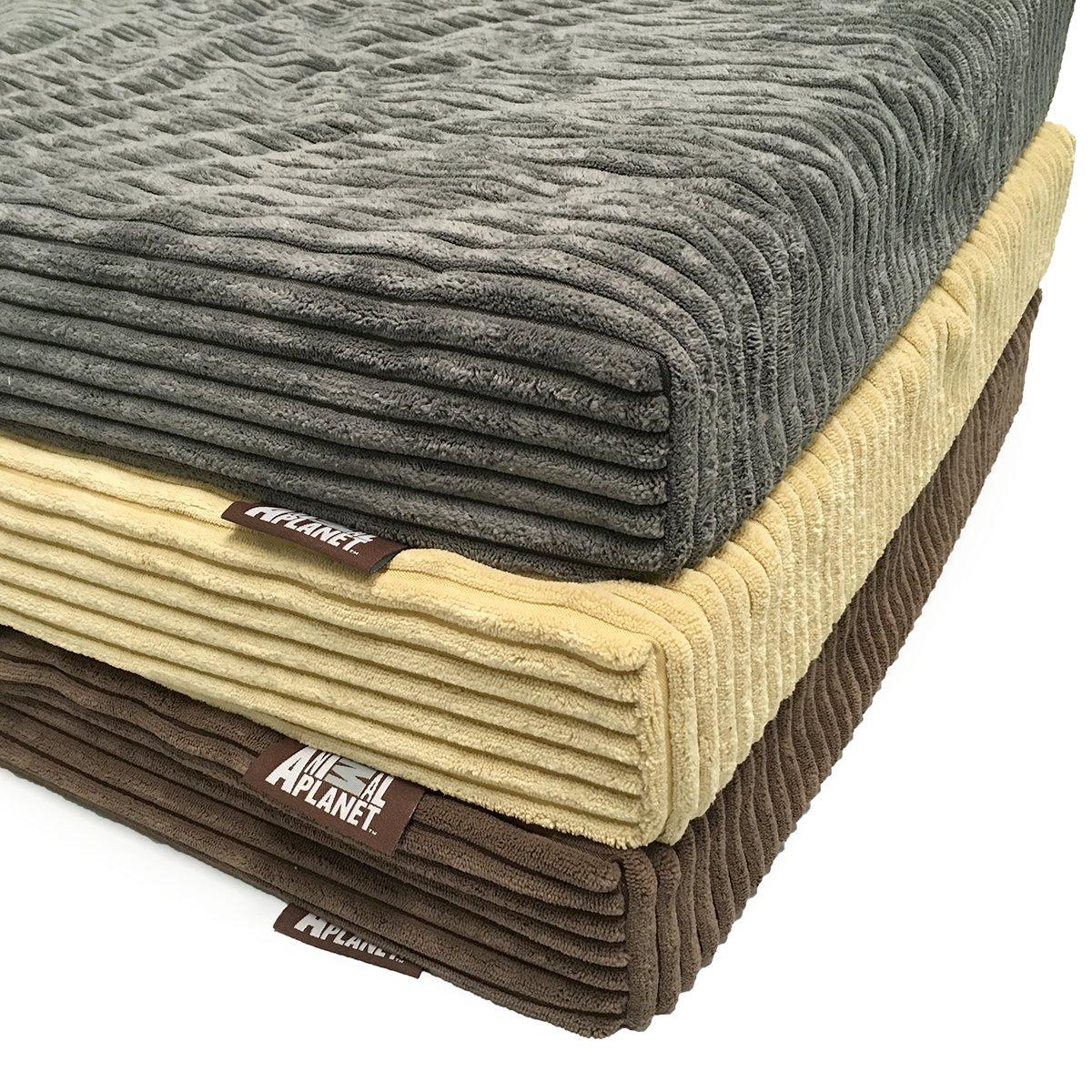 Animal Planet Orthopedic Pet Bed, 40''x26''x3'', Grey by Animal Planet (Image #5)