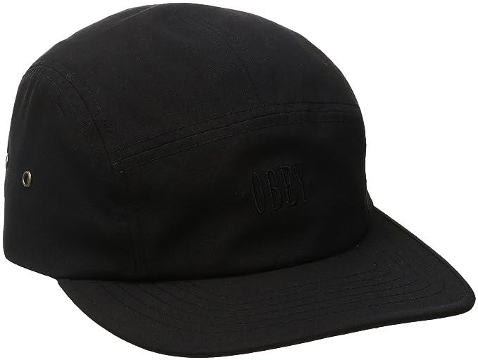 1cca55b1b0009 Obey Men s Highland 5 Panel Hat