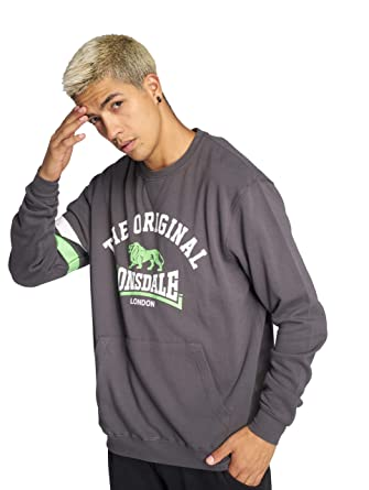 Lonsdale London Hombres Ropa Superior/Jersey Hereford