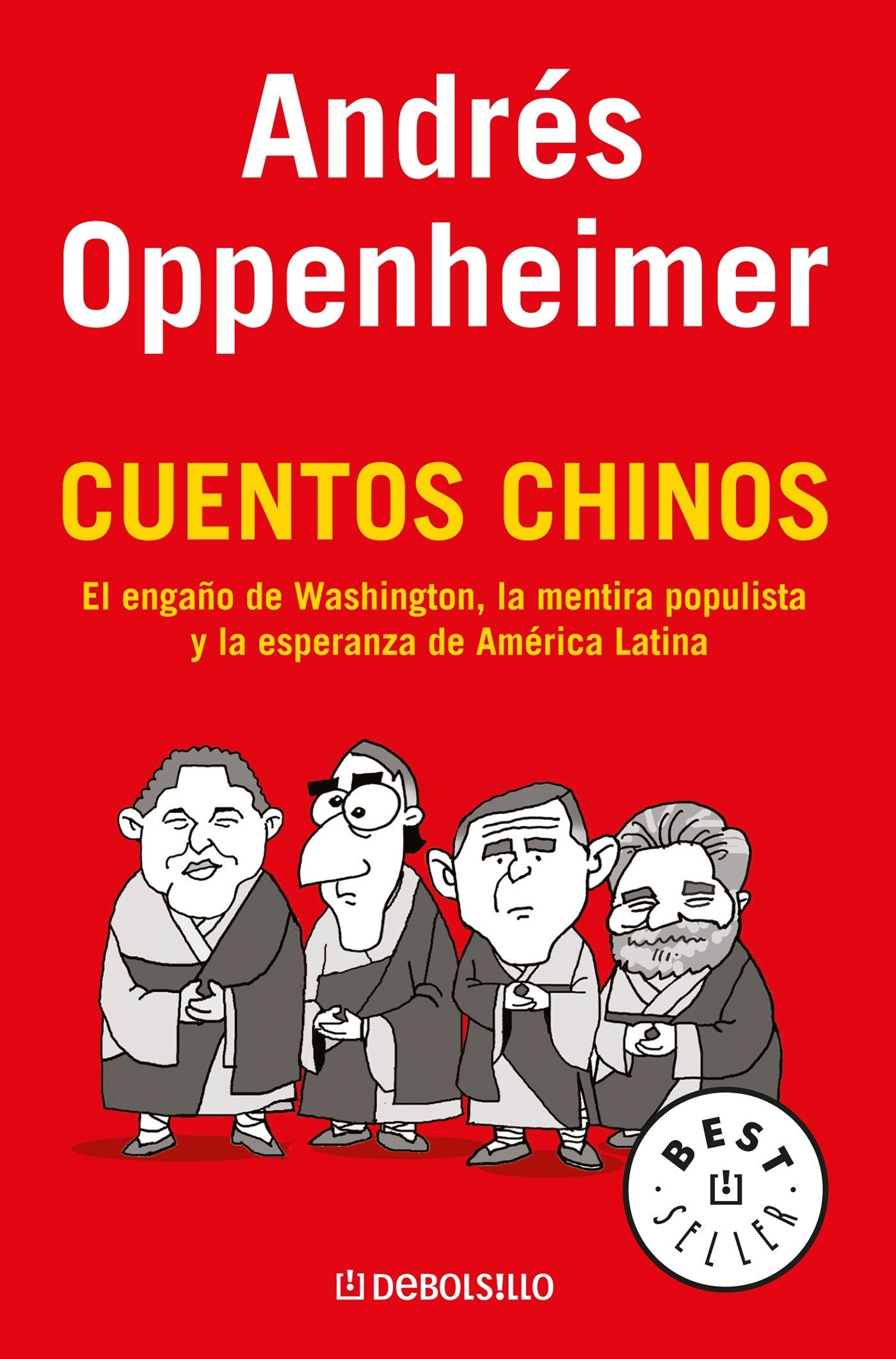 Cuentos chinos spanish edition andres oppenheimer 9789707800816 cuentos chinos spanish edition andres oppenheimer 9789707800816 amazon books fandeluxe Choice Image