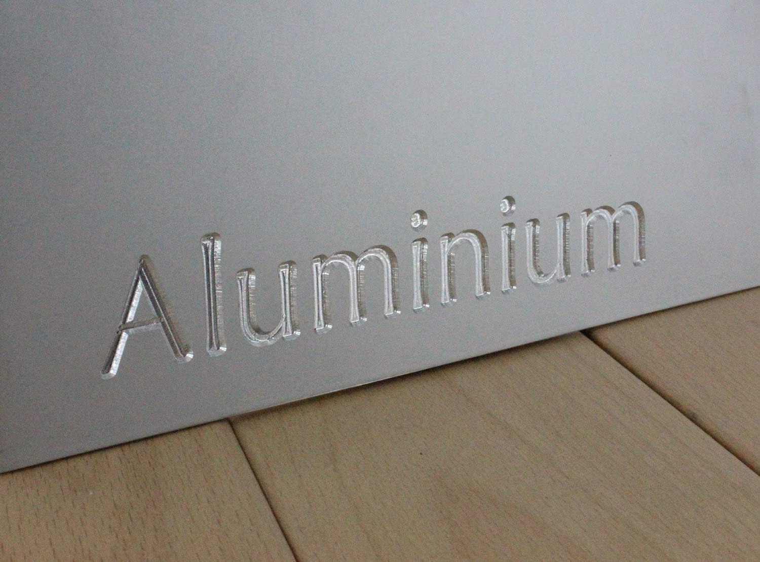 3.0mm Thick Aluminium Sheet Plate 23 sizes to choose from 300mm x 50mm