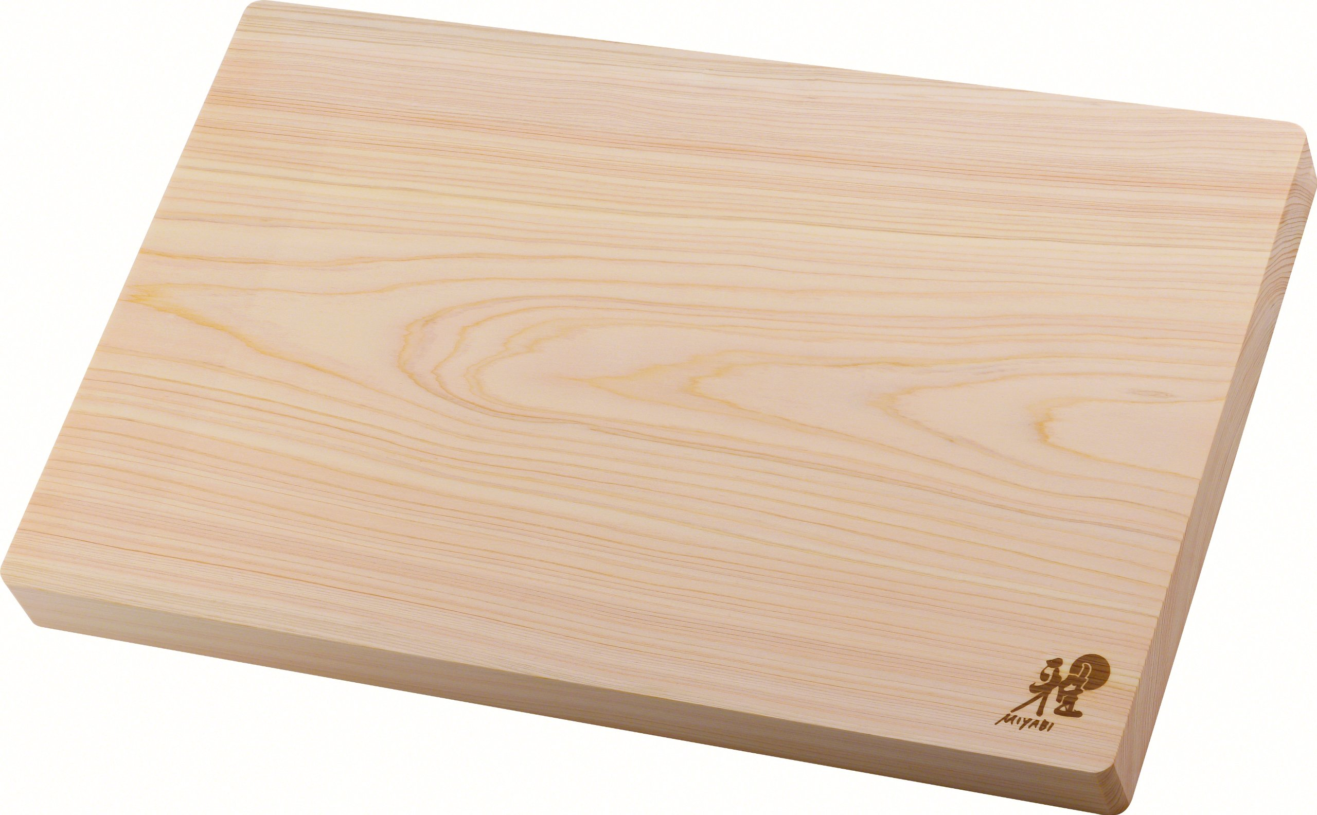 Miyabi 34535-300 Chopping Board 40 x 25 cm Hinoki Wood