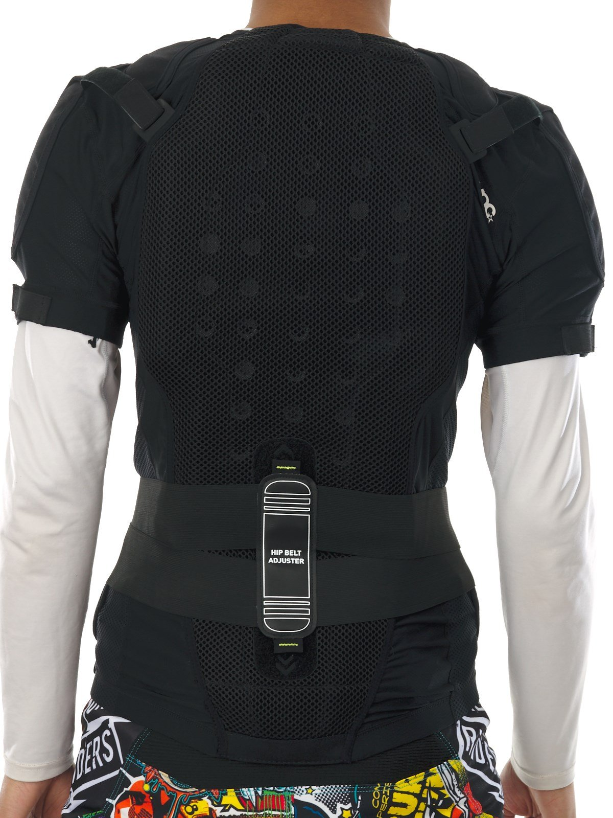 Evoc Protector Jacket black (Size: XL) chest protector