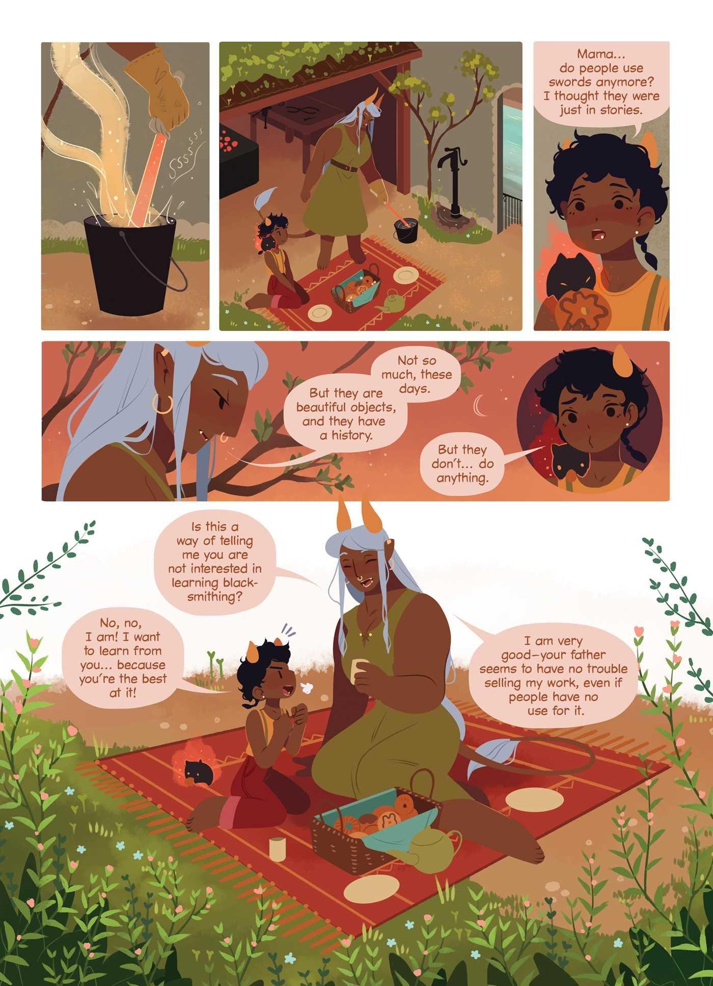 The Tea Dragon Society: Amazon.es: Katie ONeill: Libros en idiomas extranjeros