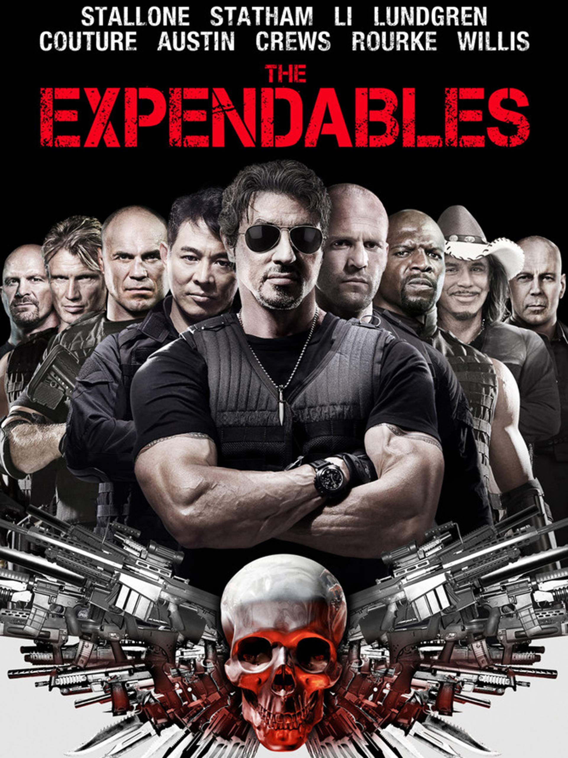Amazon.com: The Expendables: Extended Directors Cut ...