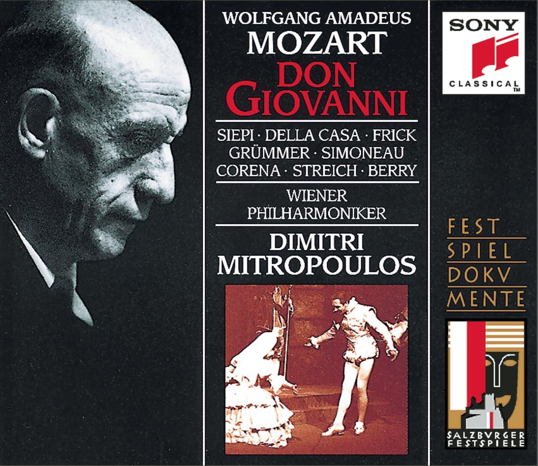 Mozart: Don Giovanni - 1956 Salzburger Festpiele by Sony Classical