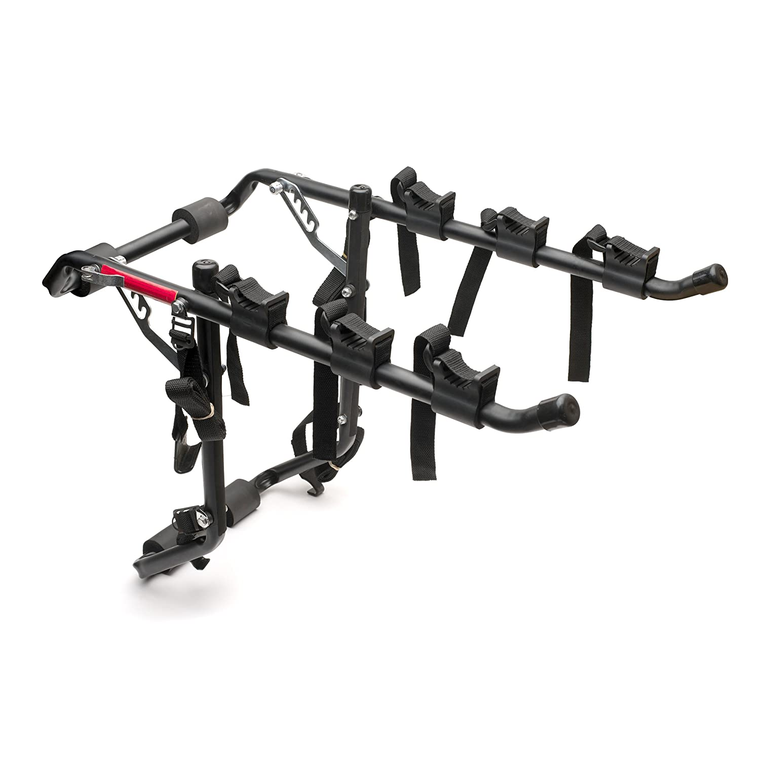 Vuelta Deluxe 3 Bike Trunk Carrier Black Cycle Force Group 953014060