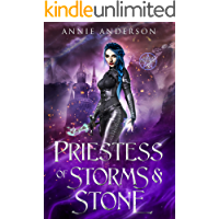 Priestess of Storms & Stone (Rogue Ethereal Book 5)