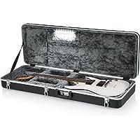 Gator G-PG ACOUSTIC Pro Go - Guitarra acústica (tamaño grande), eléctrico - edición LED, Negro