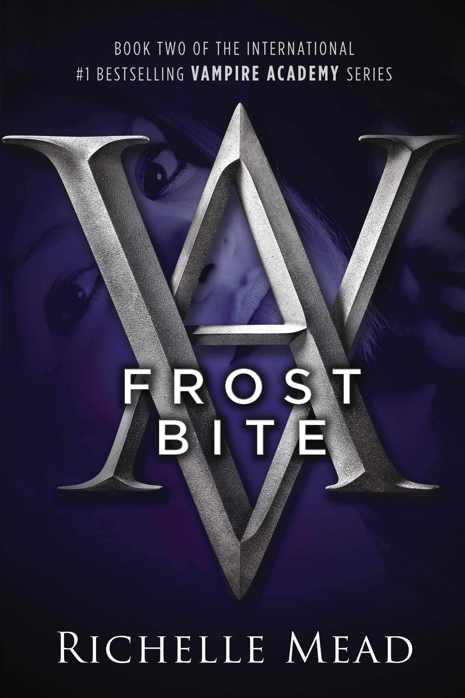 Image result for frostbite book