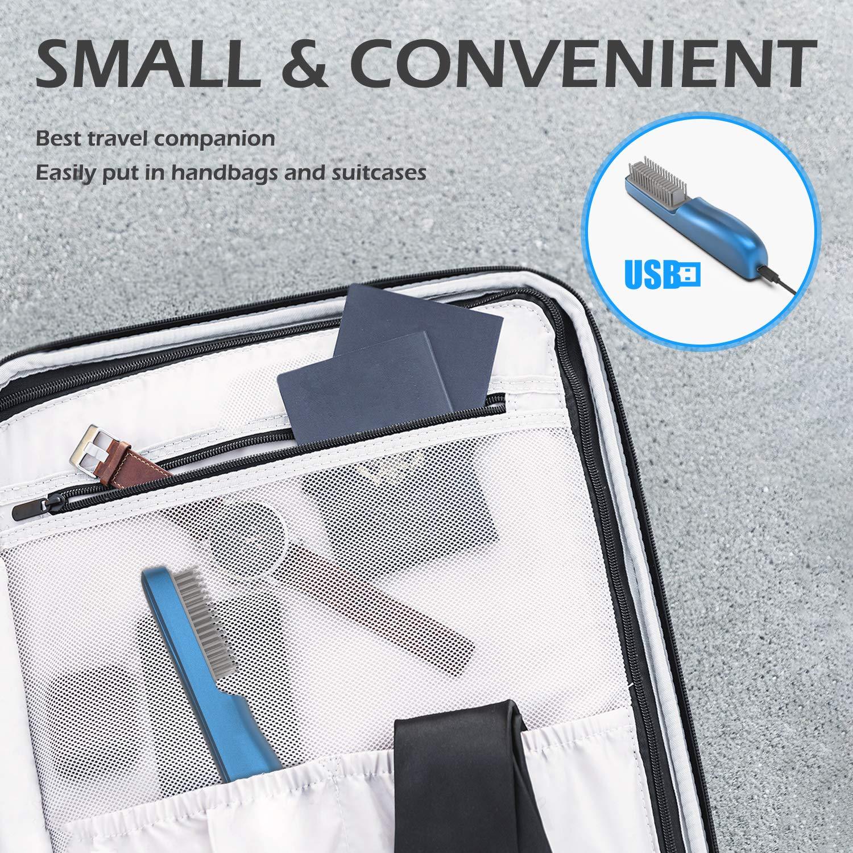 Beard Straightener Bag Beard Straightener Travel Bag Heat Resistant Tote Home /& Away Organization
