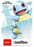 AMIIBO SUPER SMASH BROS SQUIRTLE FIGURU
